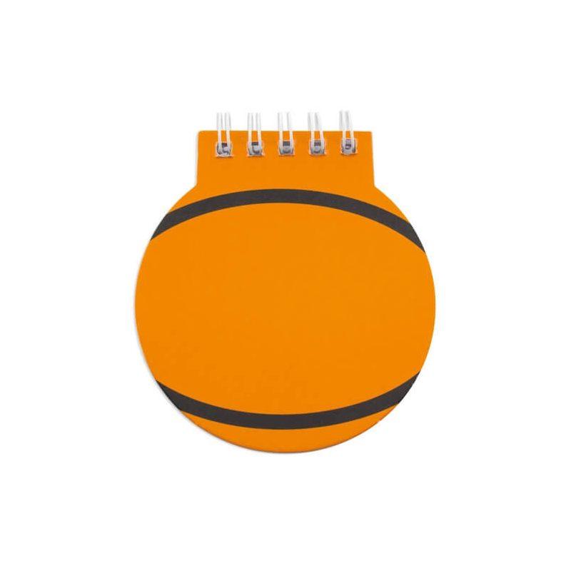 Libreta Baloncesto Detalles para Niños Daery 374 - Baloncesto