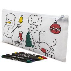 Estuche Navidad para Pintar