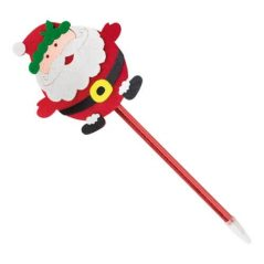 Bolígrafo Fieltro Papá Noel