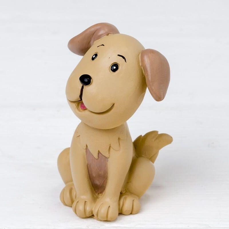 Figurita Poliresina Perrito Detalles de Comunión2,52 €
