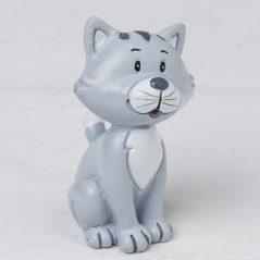 Figurita Poliresina Gatito