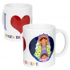 Taza Virgen de Guadalupe Tazas Personalizadas Originales