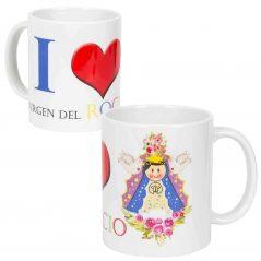 Taza Virgen del Rocio Tazas Personalizadas Originales