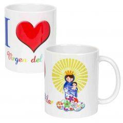 Taza Virgen del Pilar Tazas Personalizadas Originales