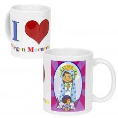 Taza Virgen de la Macarena Tazas Personalizadas Originales