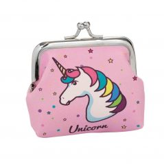 Monedero con Unicornio Recuerdos de Comunión 26193