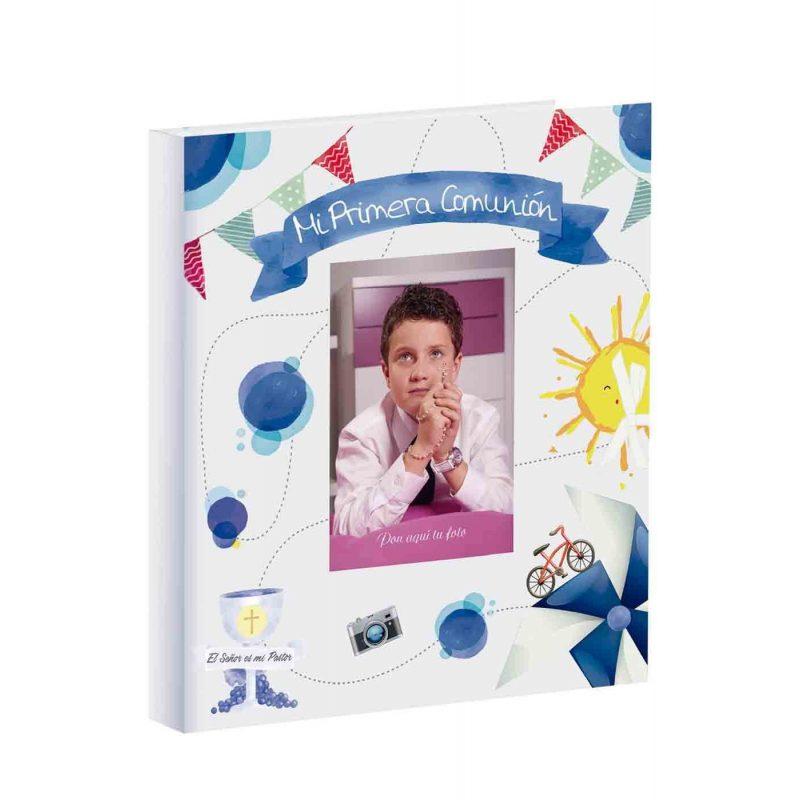 Libro Comunión Foto Niño Complementos Comunión