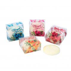 Caja Flores con Jabón Regalos Originales | Detalles para Niños