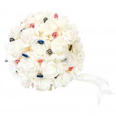 Bouquet Redondo 14 cm