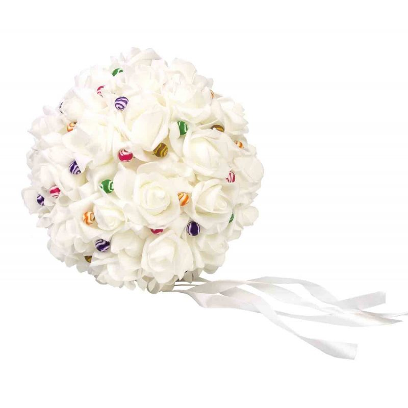 Bouquet Redondo 22 cm Inicio