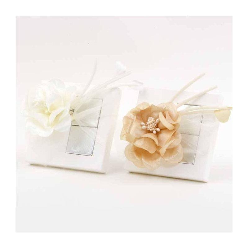 Caja Chocolates Flores Detalles de Boda Baratos