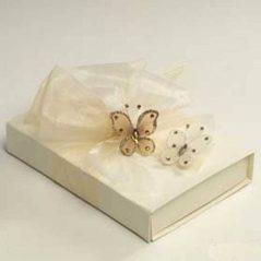 Estuche de Bombones Mariposas