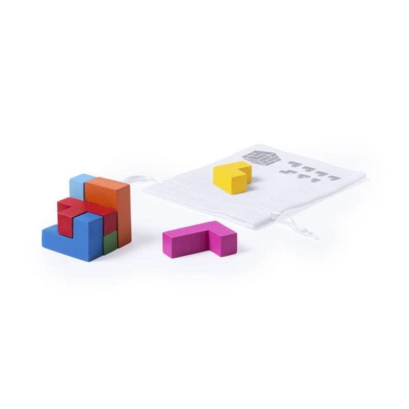 Juego Habilidad Tetris Detalles para Niños