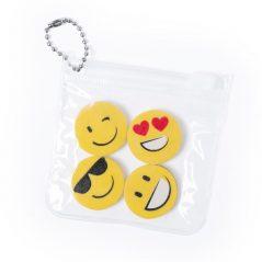 Gomas de Borrar con Formas Emoji