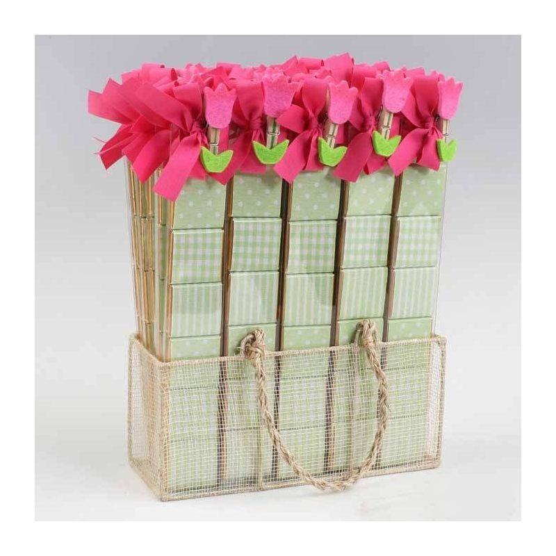 Presentacion de Cajas de Chocolates Detalles de Boda Baratos