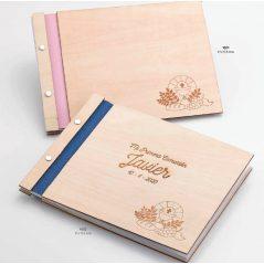 Libro de Firmas de Comunión Madera Complementos Comunión17,80 €