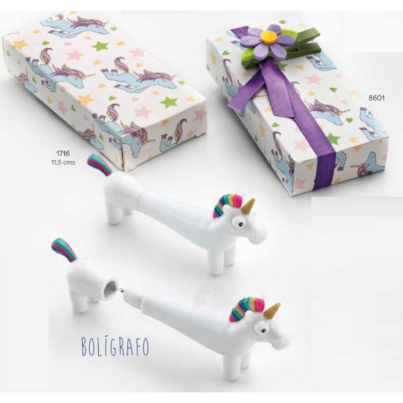 Boligrafo Unicornios Regalos Originales | Detalles para Niños