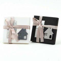 Cajas con Iman modelo Casa