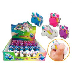 Llaveros Unicornios para apretar Detalles Comunión para Niñ@s1,67 €