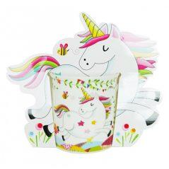 Taza Unicornio en Bolsa de Regalo Detalles para Niños