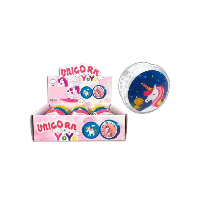 Yo Yo Unicornios Detalles para Niños