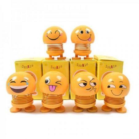 Toy Emoticono con Movimiento de Cabeza