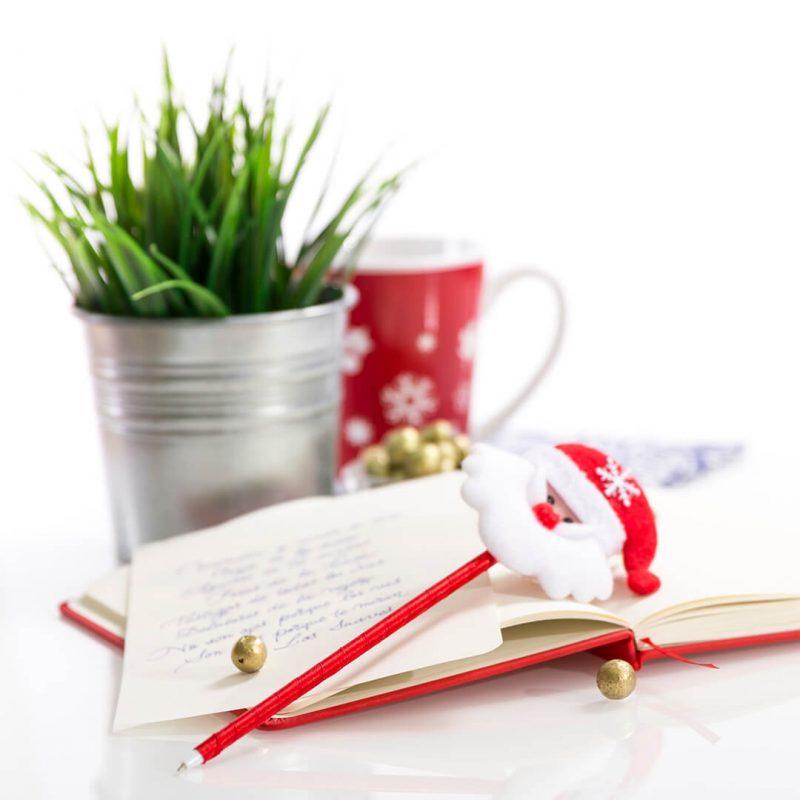 Bolígrafos Navidad Regalos Cole Detalles para Niños