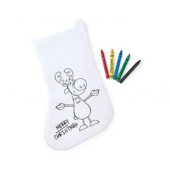Calcetin de Navidad para Pintar Detalles para Niñ@s0,70 €