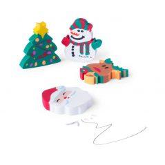 Set Gomas Navidad
