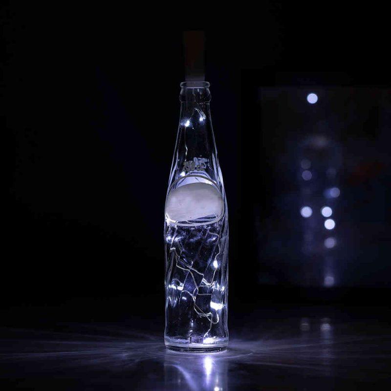 Tapón Luz Botellas Decorativas Detalles de Boda Baratos1,70 €
