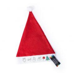 Gorro Noel Colorear Niño Detalles para Niños