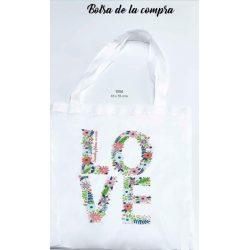 Bolsa Compra Love Personalizada Detalles de Boda para Mujeres