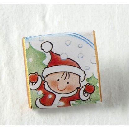 Napolitana Niño Navidad (Apróx 150u) Detalles para Navidad