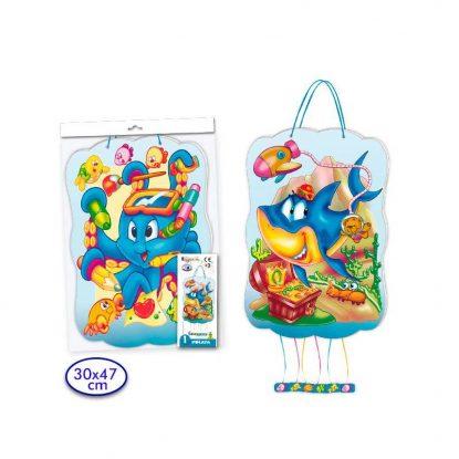 Piñata Animales Marinos Detalles para Niñ@s4,40 €