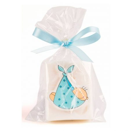 Jabón Baby Azul Detalles Bautizo Detalles Bautizo Menos 1 Euro0,64 €