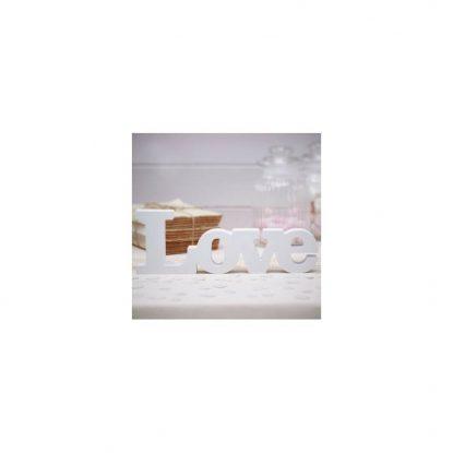 Letras de Madera Love Complementos de Boda y Novia12,18 €