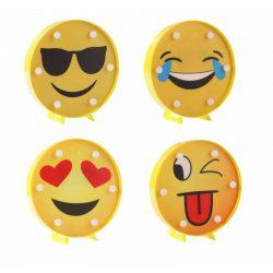 Lámpara Luces Emoticonos Regalos Originales | Detalles Niños | Otras