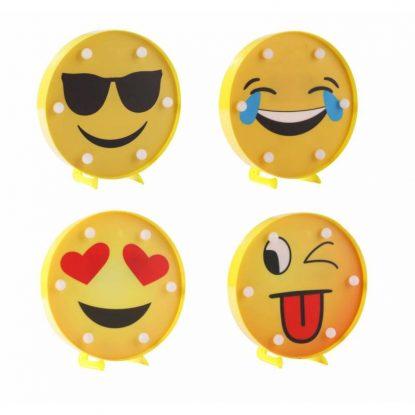 Lámpara Luces Emoticonos Regalos Originales | Detalles Niñ@s | Otras3,02 €