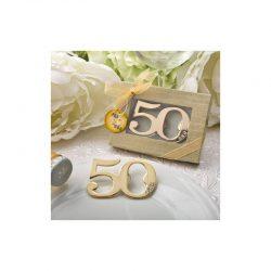 Abrebotellas 50 Aniversario Detalles de Boda Baratos1,67 €