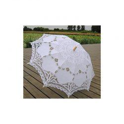 Paraguas Encaje Novia Complementos de Boda y Novia