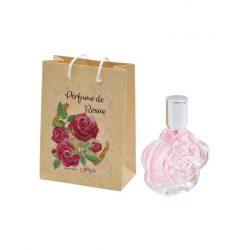 Bote Perfume Rosas 20 ml en Bolsa