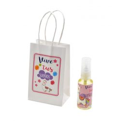 Perfume Jazmín en Bolsa Decorada