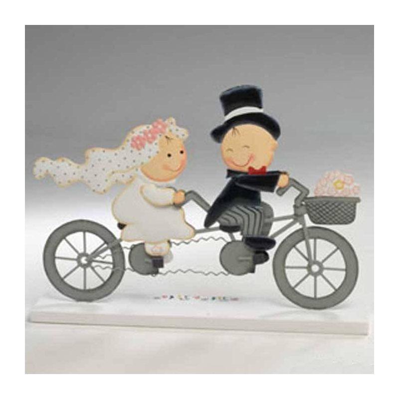 Figuras Tarta Bicicleta Figuras para Tartas de Boda