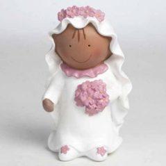 FIGURA NOVIA MORENA Figuras para Tartas de Boda 5,53 €