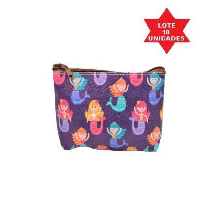 Monederos Sirenas Morados (Pack 10) Inicio8,47 €