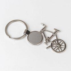 Llavero Bicicleta Metal Inicio