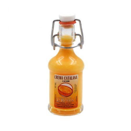 Licor Crema Catalana Siphon 40 ml Botellitas y Miniaturas para Bodas2,03 €