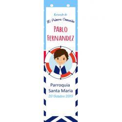 Recordatorio Comunión Niño Salvavidas Recordatorios de Comunión0,47 €