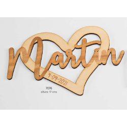 Cartel Silla Madera Corazón Novio con Cuerda Decoraciones de Boda11,97 €