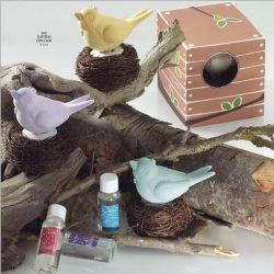 Pájaro Nido Fragancia Detalles de Boda Baratos